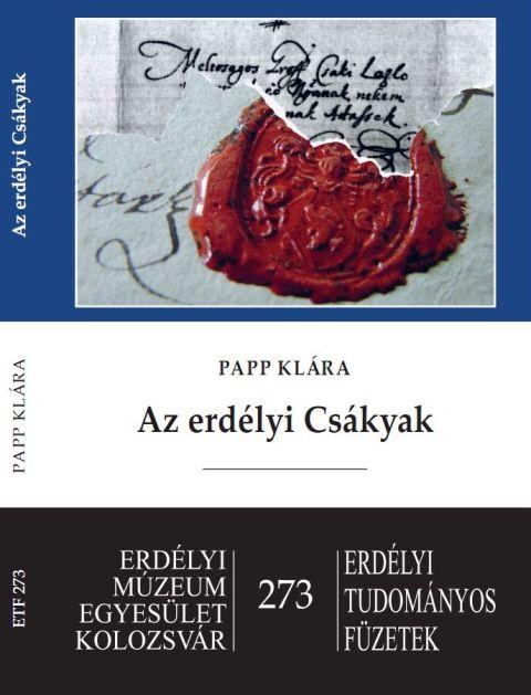 Az erdélyi Csákyak