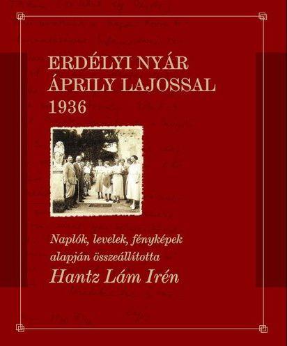 Erdélyi nyár Áprily Lajossal - 1936
