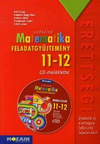Matematika feladatgyűjtemény 11-12